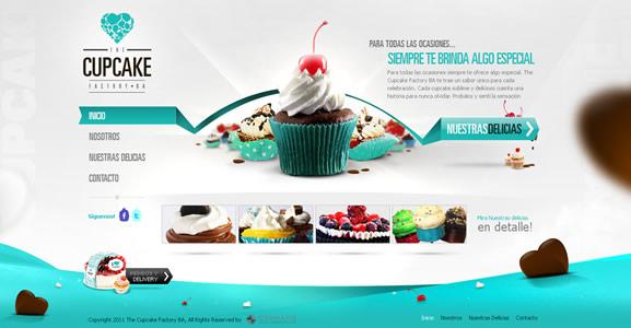 The Cupcake Factory BA