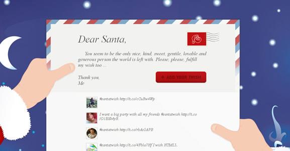 Santa Twish