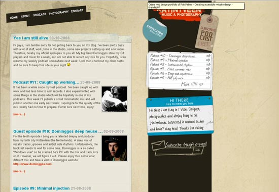 46 Blog Designs: 50 Of The Most Creative