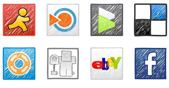 handy icons 15 Free Awesome Social Bookmark Icons Sets